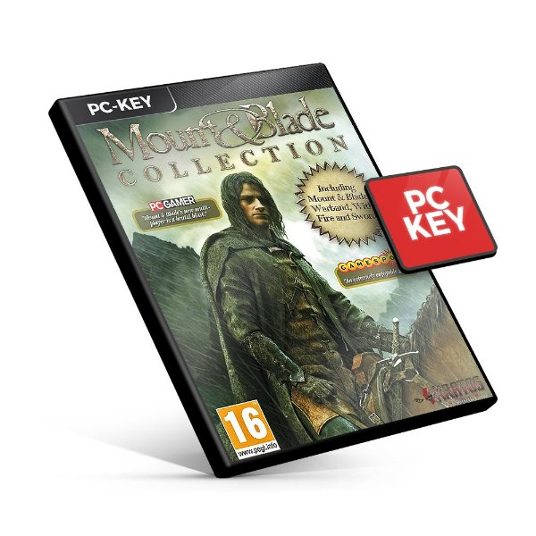 Mount & Blade Full Collection - PC KEY