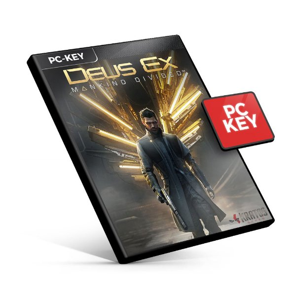 Deus Ex Mankind Divided - PC KEY