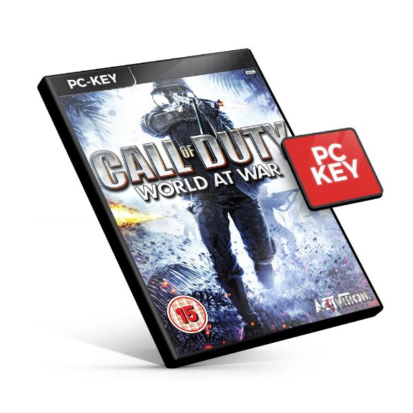 Call of Duty World at War - PC KEY