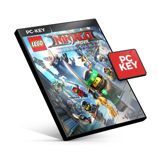 The LEGO Ninjago Movie Video Game - PC KEY