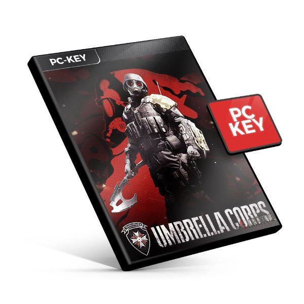 Umbrella Corps - Upgrade Pack DLC - PC KEY