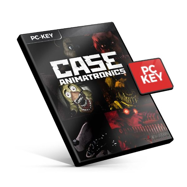 CASE Animatronics - PC KEY