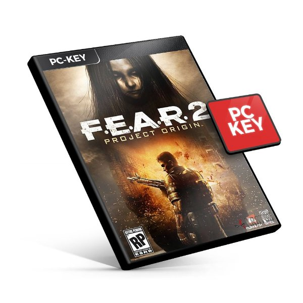 F.E.A.R. 2 Project Origin - PC KEY