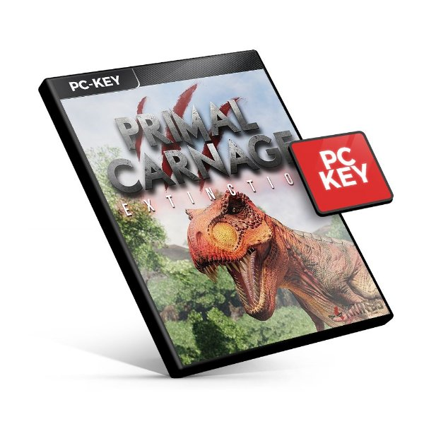 Primal Carnage Extinction - PC KEY