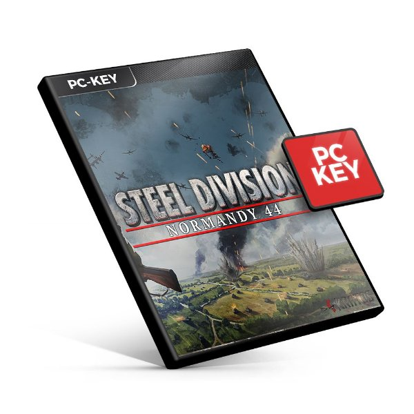 Steel Division Normandy 44 - PC KEY