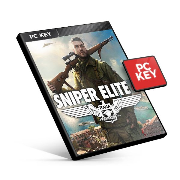 Sniper Elite 4 - PC KEY