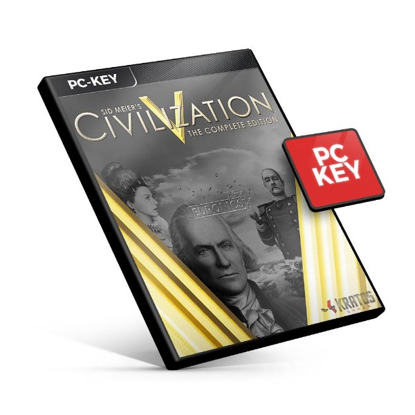 Sid Meier's Civilization V Complete Edition - PC KEY