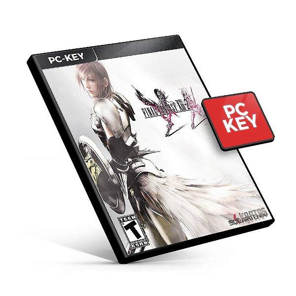 Final Fantasy XIII & XIII-2 - PC KEY