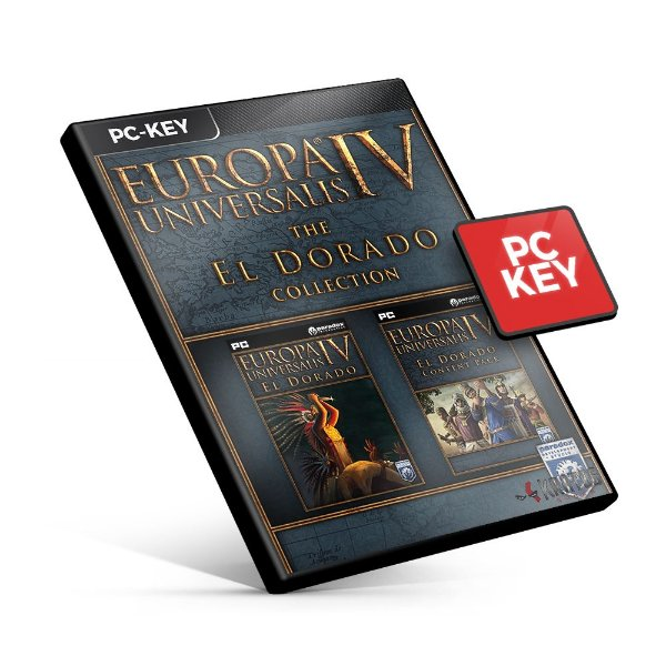 Europa Universalis IV - El Dorado Collection DLC - PC KEY