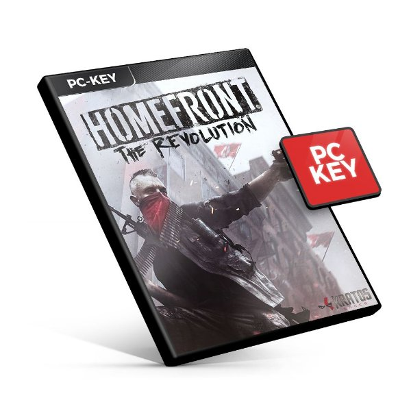 Homefront The Revolution - PC KEY