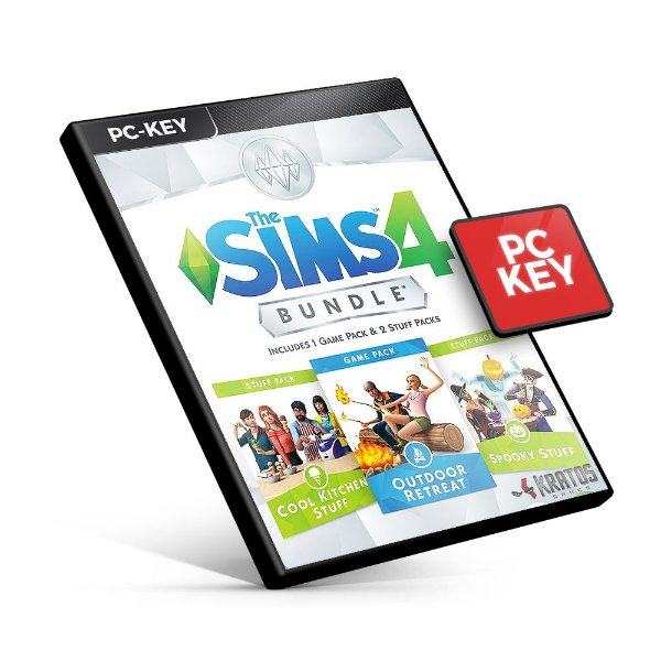 The Sims 4 Bundle Pack 2 - PC KEY