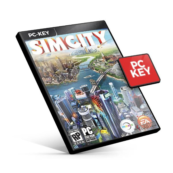 SIMCITY - PC KEY