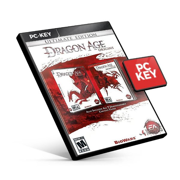 Dragon Age Origins - Ultimate Edition - PC KEY