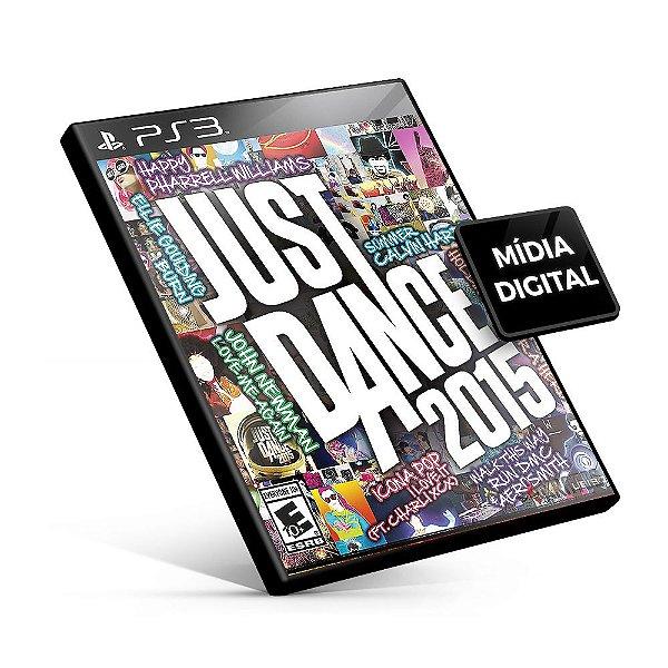 Just Dance® 2015 - PS3 Mídia Digital