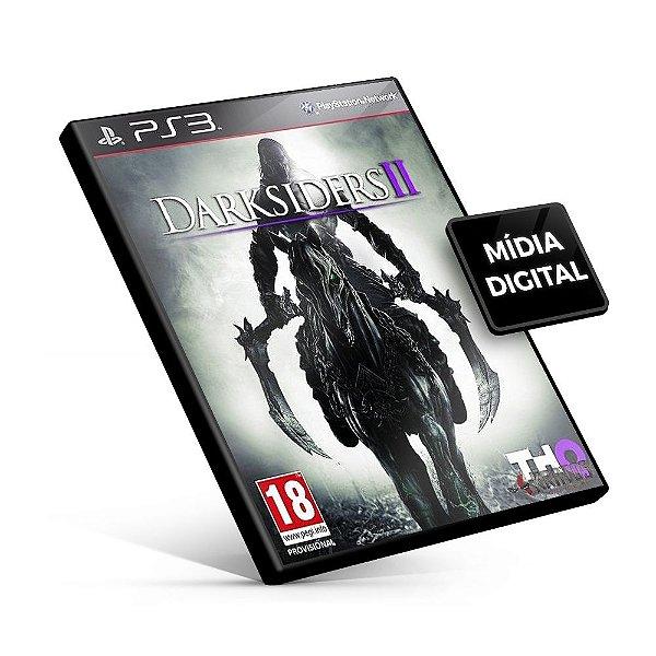 Darksiders 2 - PS3 Mídia Digital