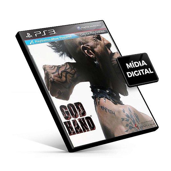 God Hand (PS2 Classic) - PS3 Mídia Digital