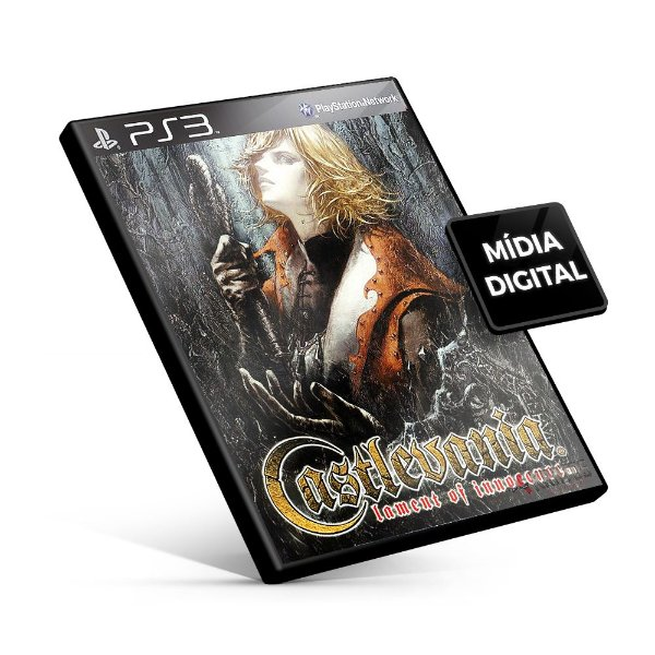 Castlevania: Lament of Innocence (PS2 Classic) - PS3 Mídia Digital