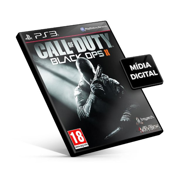 Call of Duty®: Black Ops II Apocalypse - DLC - PS3 Mídia Digital