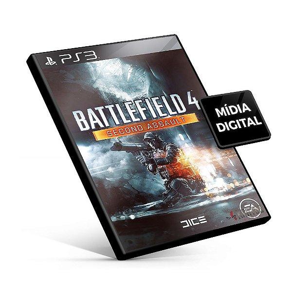 Battlefield 4™ Second Assault DLC - PS3 Mídia Digital