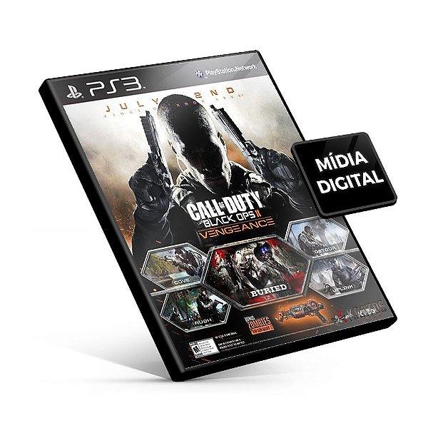 Call of Duty®: Black Ops II Vengeance DLC - PS3 Mídia Digital