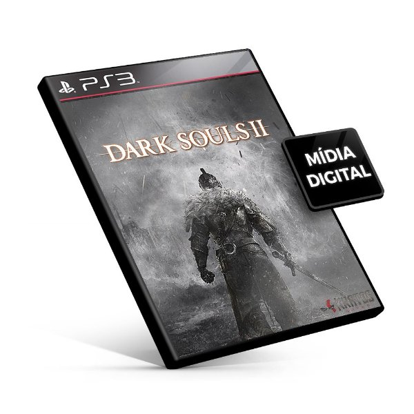 Dark Souls™ II Crown of the Sunken King DLC - PS3 Mídia Digital