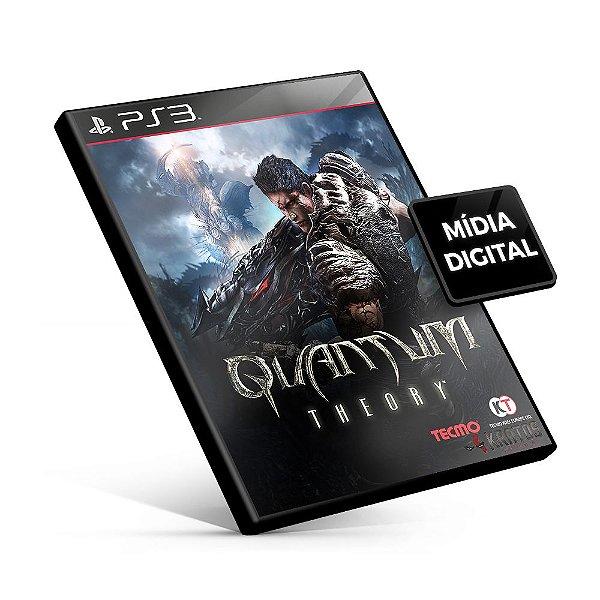 Quantum Theory - PS3 Mídia Digital