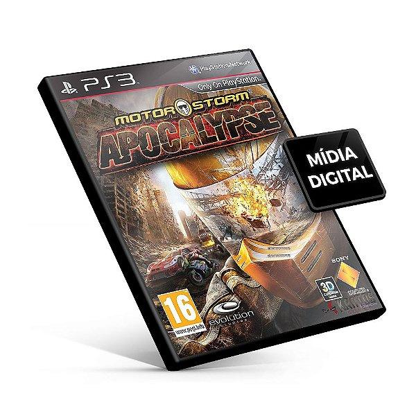 MotorStorm® Apocalypse - PS3 Mídia Digital