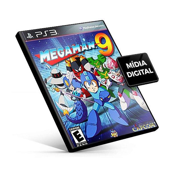 Mega Man® 9 - PS3 Mídia Digital