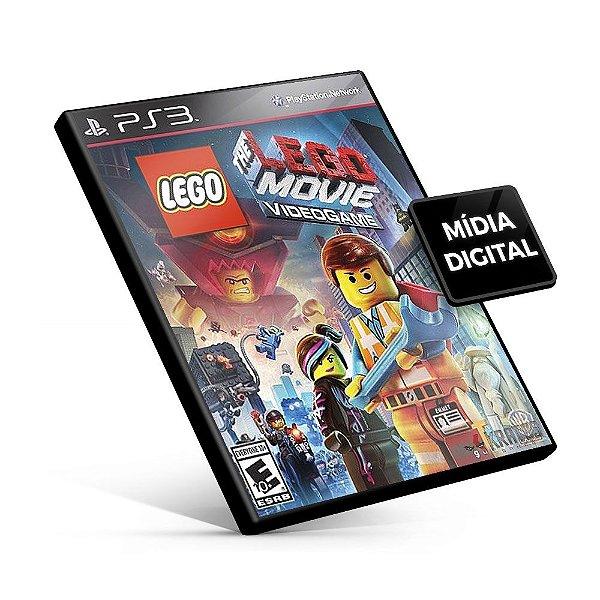 The LEGO® Movie Videogame - PS3 Mídia Digital