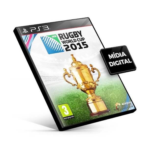 Rugby World Cup 2015 - PS3 Mídia Digital