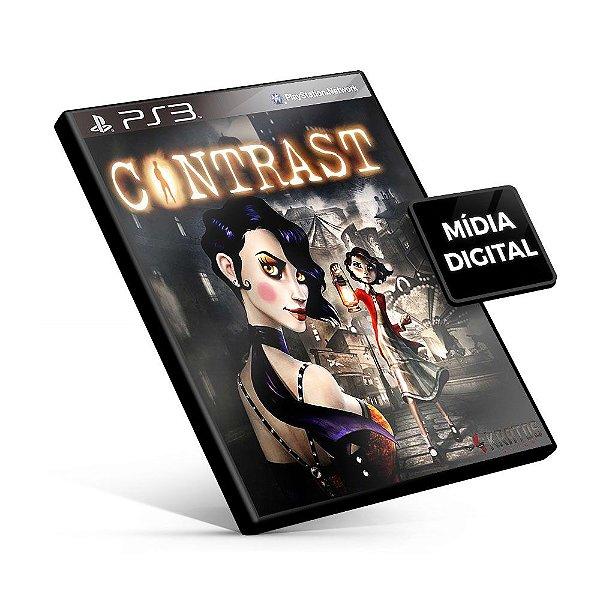 CONTRAST - PS3 Mídia Digital