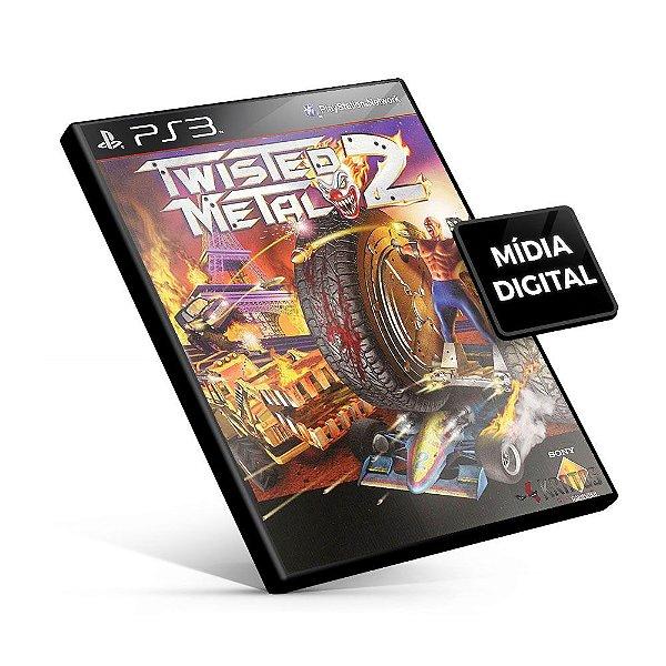 Twisted Metal 2 - PS3 Mídia Digital