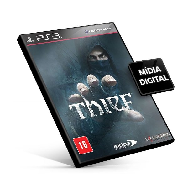 Thief - PS3 Mídia Digital
