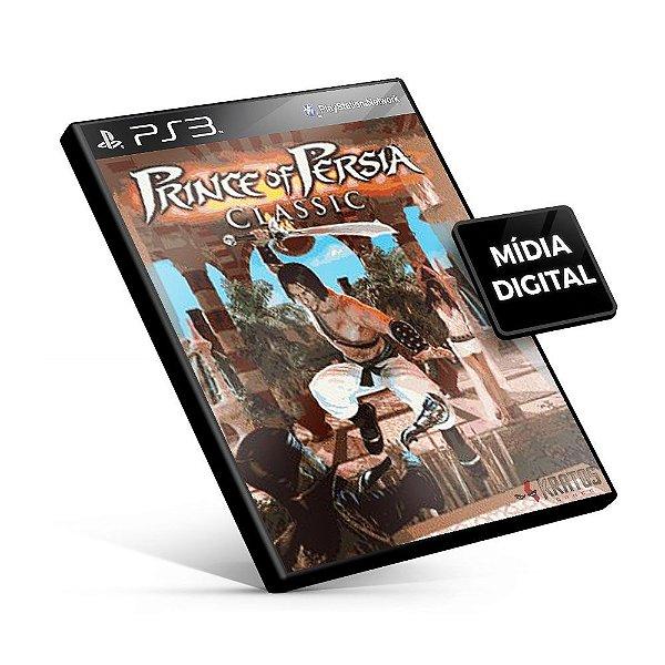 Prince of Persia® Classic - PS3 Mídia Digital