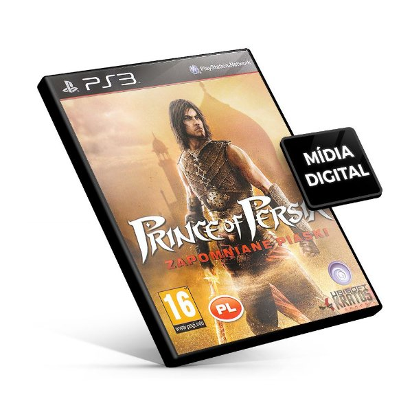 Prince of Persia The Forgotten Sands™ - PS3 Mídia Digital