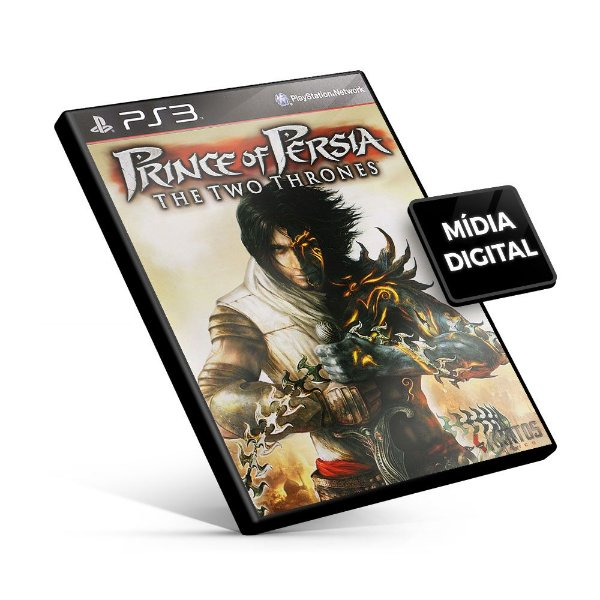 Prince Of Persia The Two Thrones® HD - PS3 Mídia Digital