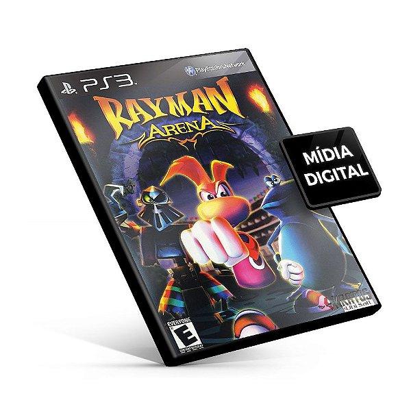Rayman Arena (PS2 Classic) - PS3 Mídia Digital