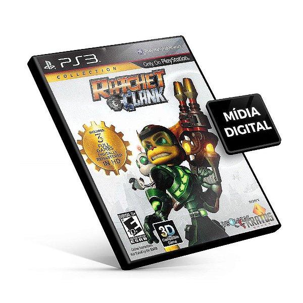 Ratchet & Clank® Collection - PS3 Mídia Digital