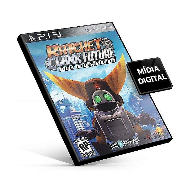 Ratchet & Clank® Future Tools of Destruction - PS3 Mídia Digital