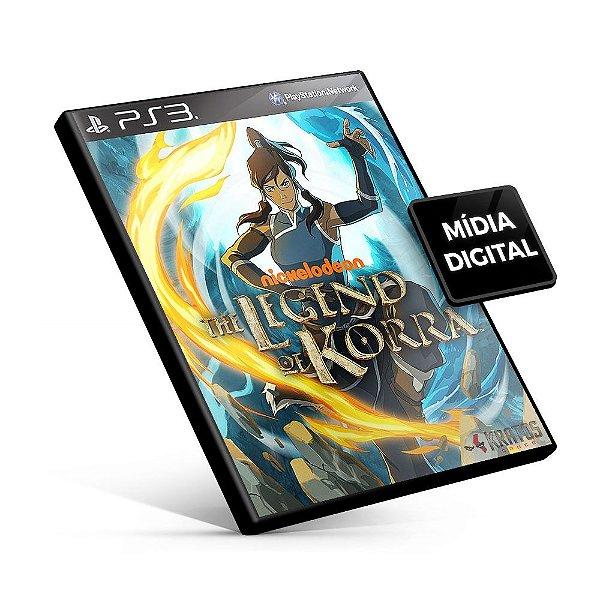 The Legend of Korra - PS3 Mídia Digital