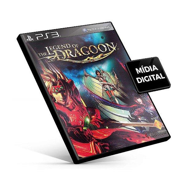 LEGEND OF DRAGOON™ (PSOne Classic) - PS3 Mídia Digital