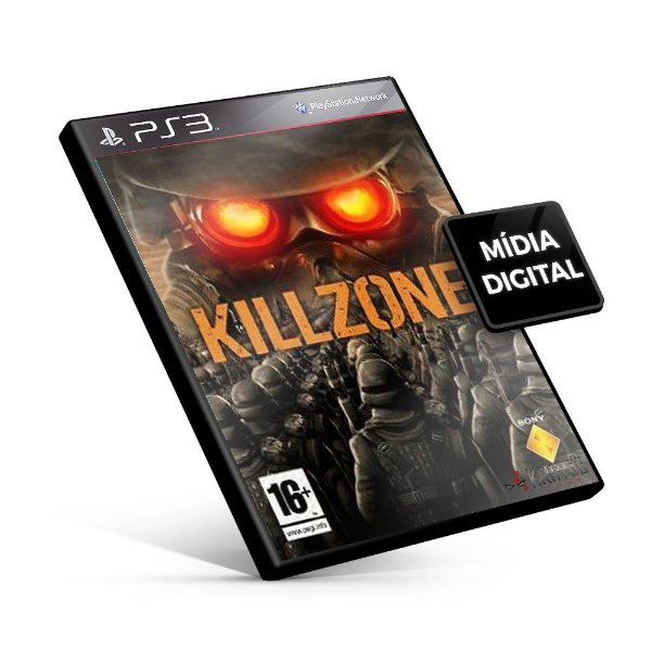 KILLZONE™ HD - PS3 Mídia Digital