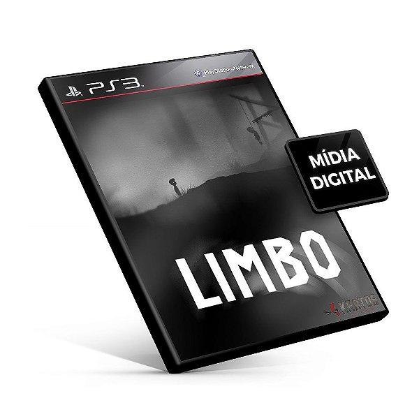 LIMBO - PS3 Mídia Digital