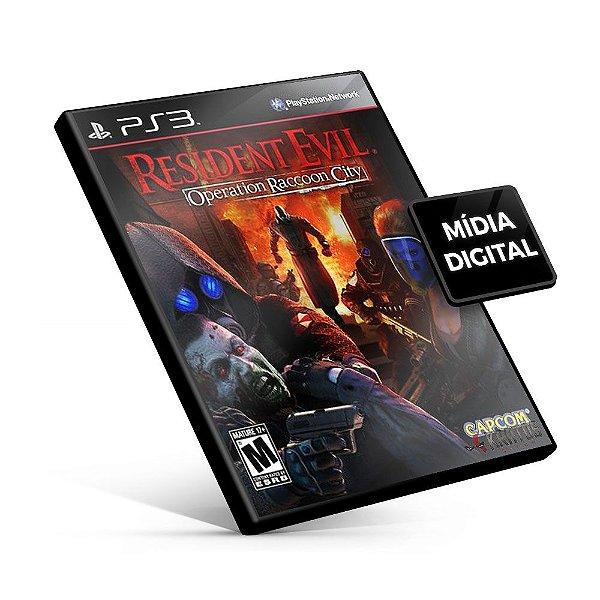 Resident Evil® Code Veronica X - PS3 Mídia Digital