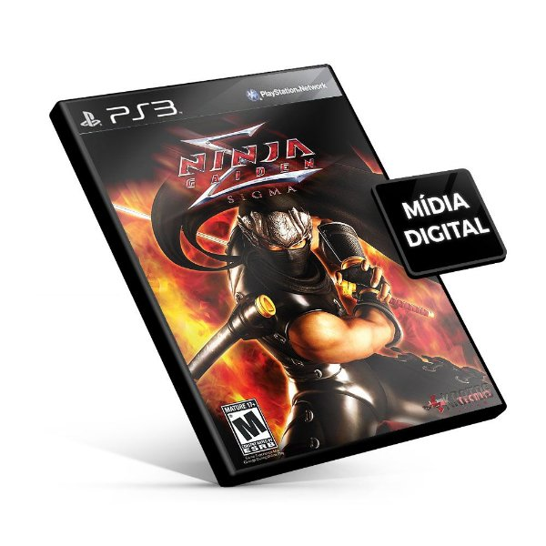 Ninja Gaiden® Sigma - PS3 Mídia Digital
