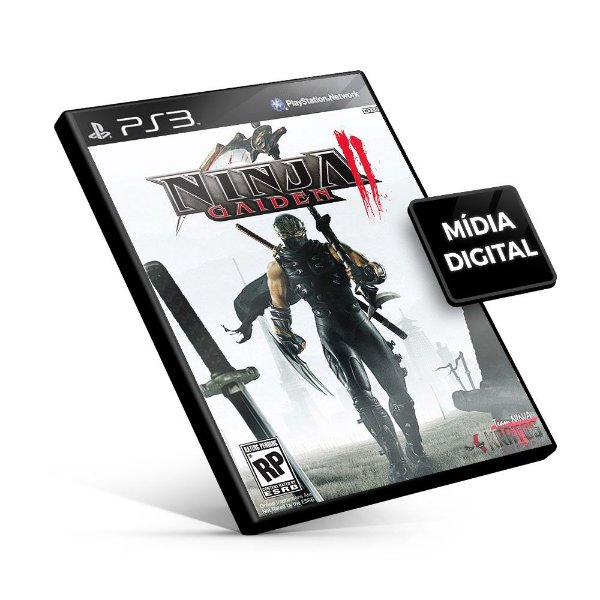 Ninja Gaiden® Sigma 2 - PS3 Mídia Digital