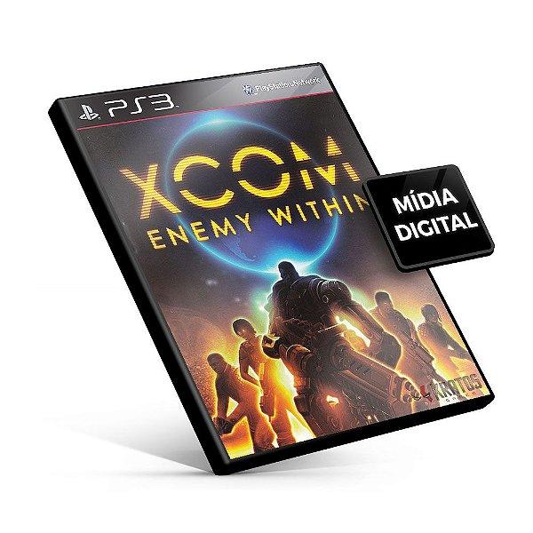 XCOM® Enemy Within - PS3 Mídia Digital