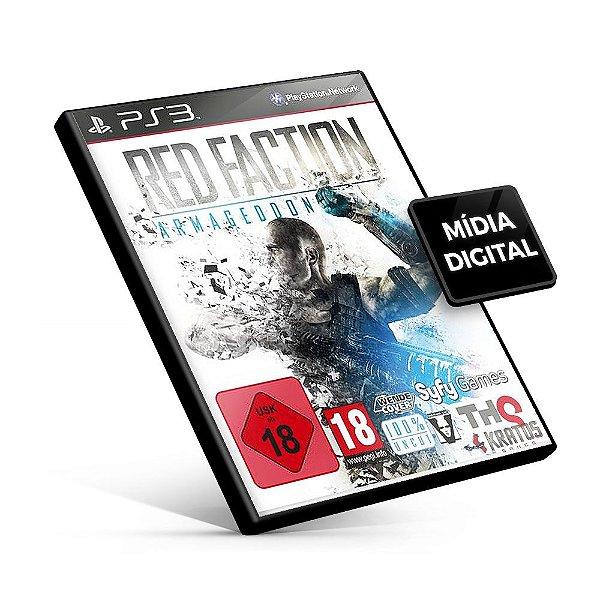 Red Faction® Armageddon - PS3 Mídia Digital