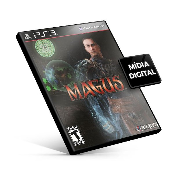 Magus - PS3 Mídia Digital
