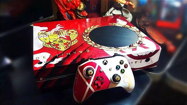 Skin Adesiva para Xbox One - Destiny 2